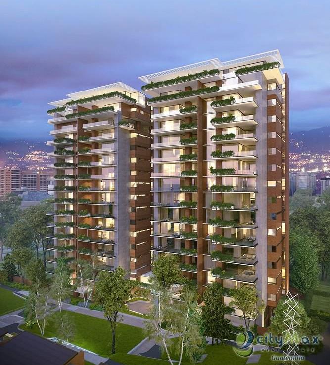Vendo Apartamento con 867.00m2 en Zona 14 PVA-012-07-13-2