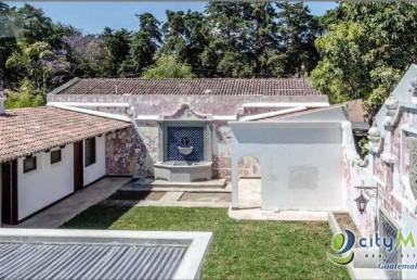 Hermosa casa en venta en Antigua