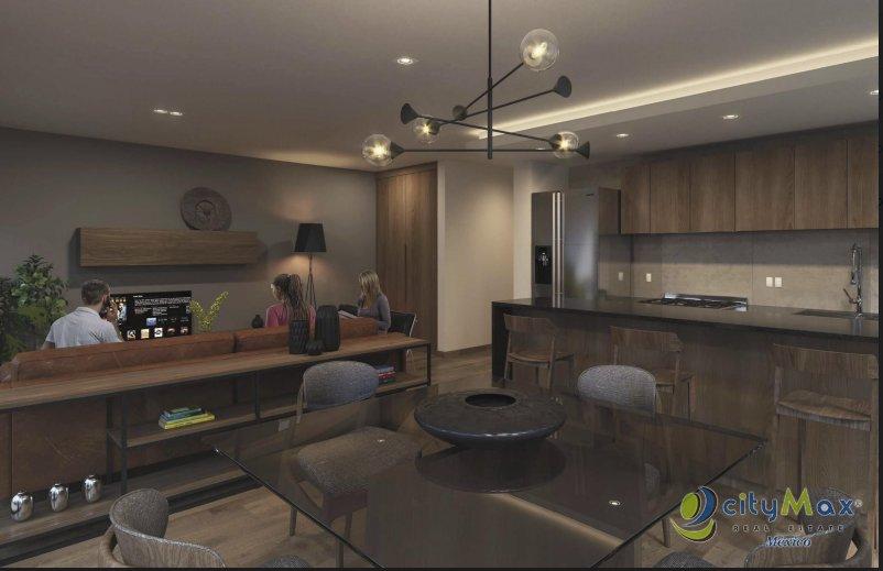 Hermoso Penthouse en venta en col. Hipódromo Condesa