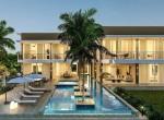 Vendo Villa en Punta Cana con 6 Habitaciones Y Piscina