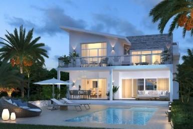 Vendo villas en Cap Cana Punta Cana con los privilegios
