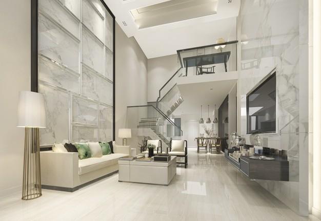 Los apartamentos de lujo y sus diseños innovadores